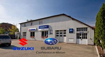 Autoryzowany serwis Subaru i Suzuki w Warszawie