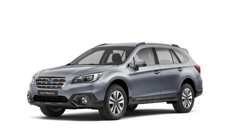 Outback Subaru Salon