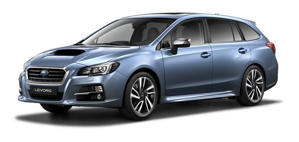 Subaru Levorg Warszawa